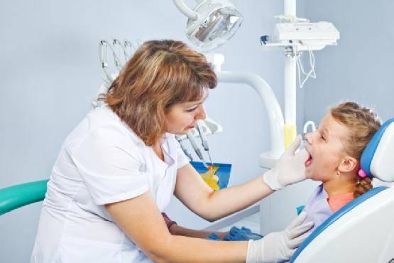 Молочные зубы у детей схема выпадения фото