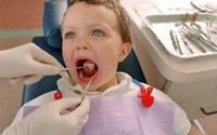 У ребенка болит рот