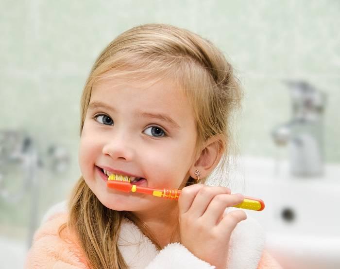 крошатся зубы у ребенка 2 года