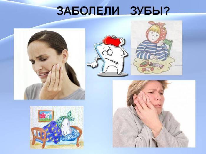 Что делать, если заболел зуб?