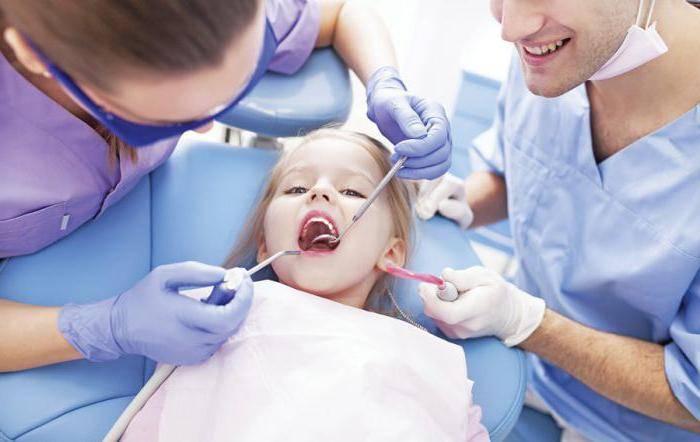 неправильный прикус у детей лечение