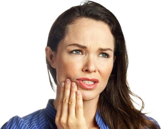 Симптомы обострения периодонтита