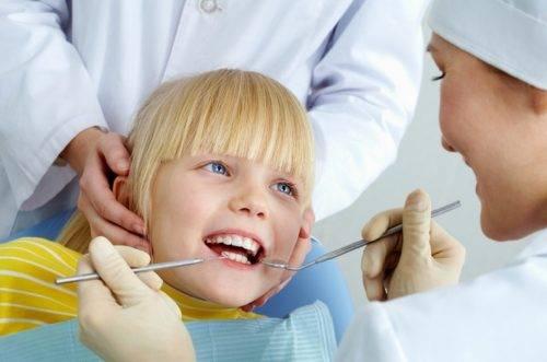 Лечение флюса у ребенка