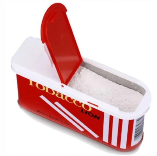 Виды зубных порошков