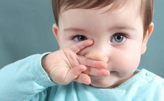 Симптомы и поведение ребенка