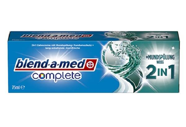 Кариес лечение blend-a-med Complete