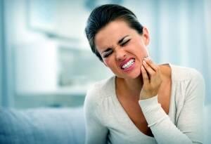 Сильная зубная боль после пломбирования