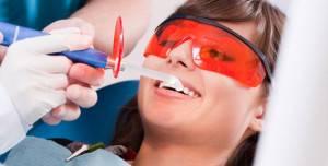 После профессиональной чистки зубов повысилась чувствительность