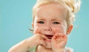 Как выявить стоматит у ребенка - симптомы