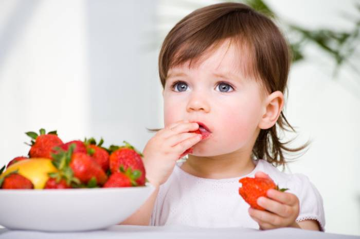 диатез у малыша