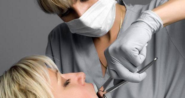 как удалить корень зуба если зуб разрушен