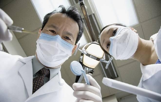 Стоматологическая процедура по уходу за зубами