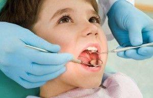 стоматологический осмотр