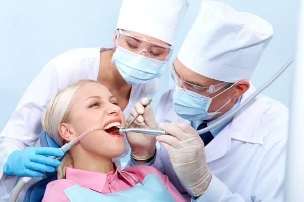 санация полости рта в стоматологии при беременности