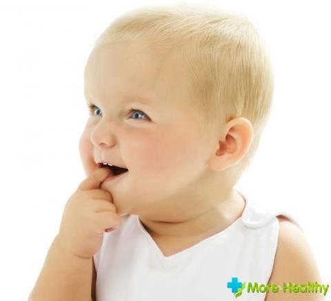 Зубы у малыша