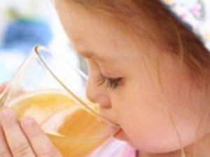 Лечение стоматита у ребенка соками