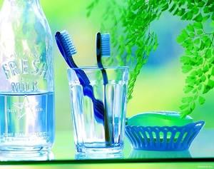 Как избавиться от зубного налета дома