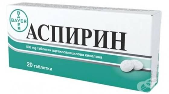 Аспирин при боли у беременных