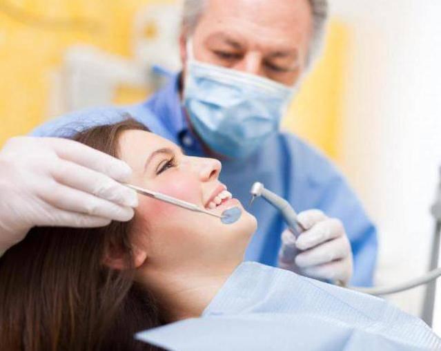 чешутся зубы десна