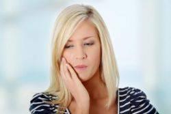 Что делать если опухла щека