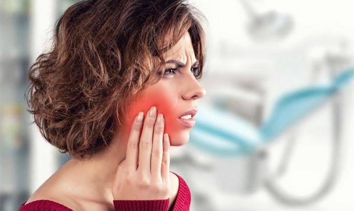 периостит зуба симптомы