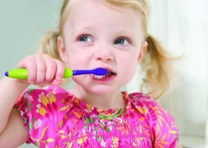 У ребенка язвочки на языке и температура