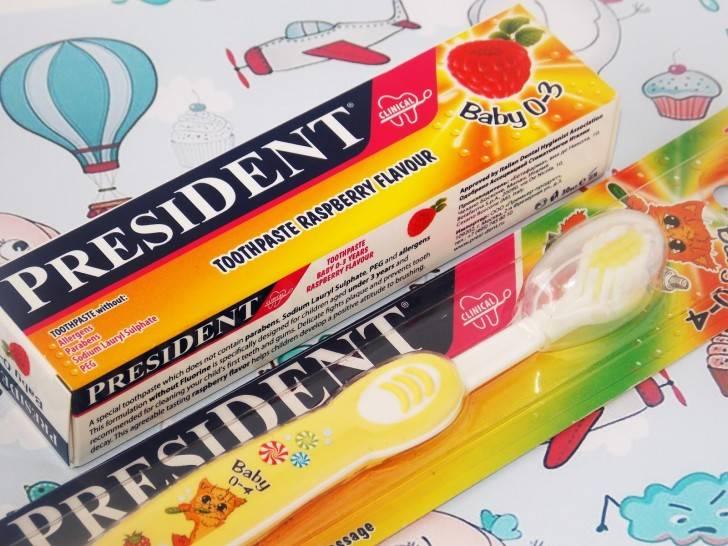 Детская зубная паста сплат состав