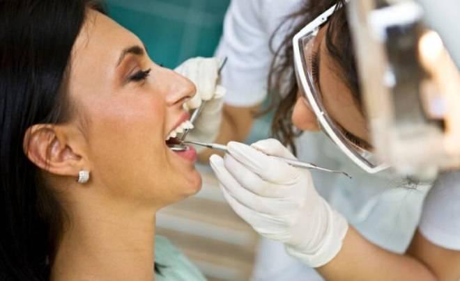 Лечение зубов в клинике