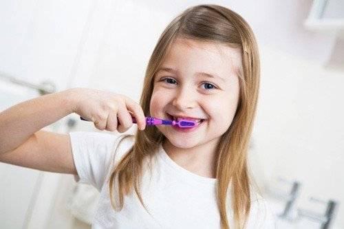 Медленно растущие зубы у ребенка