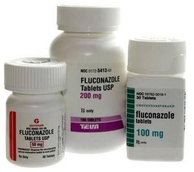 флуконазол ребенку