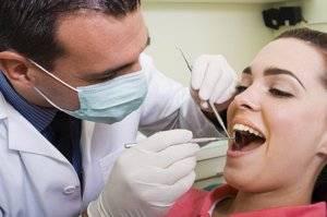 Что значит санация полости рта