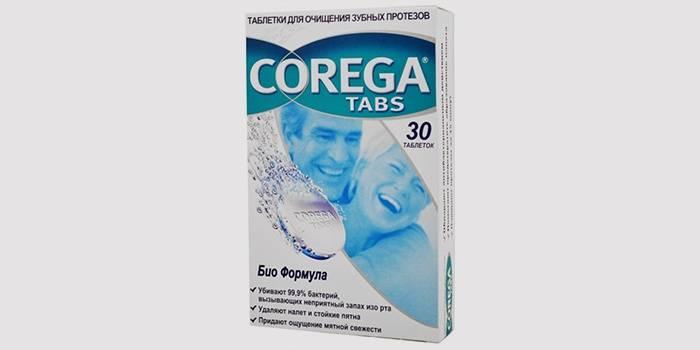 Таблетки Корега