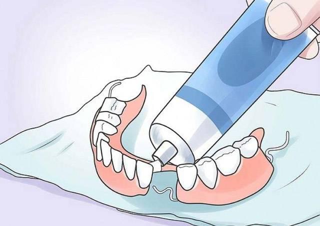 Чем приклеить временный зуб в домашних условиях. Выпал зубной мост чем приклеить