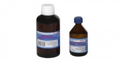 перекись водорода - лечение
