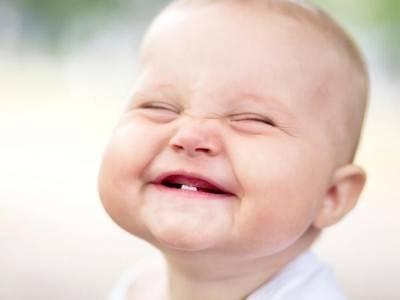 насморк при прорезывании зубов