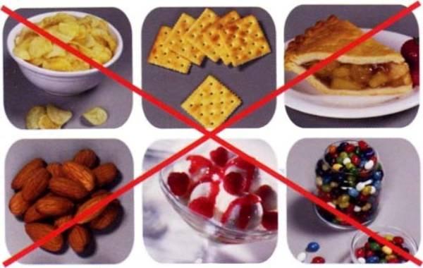 что нельзя кушать и пить с брекетами