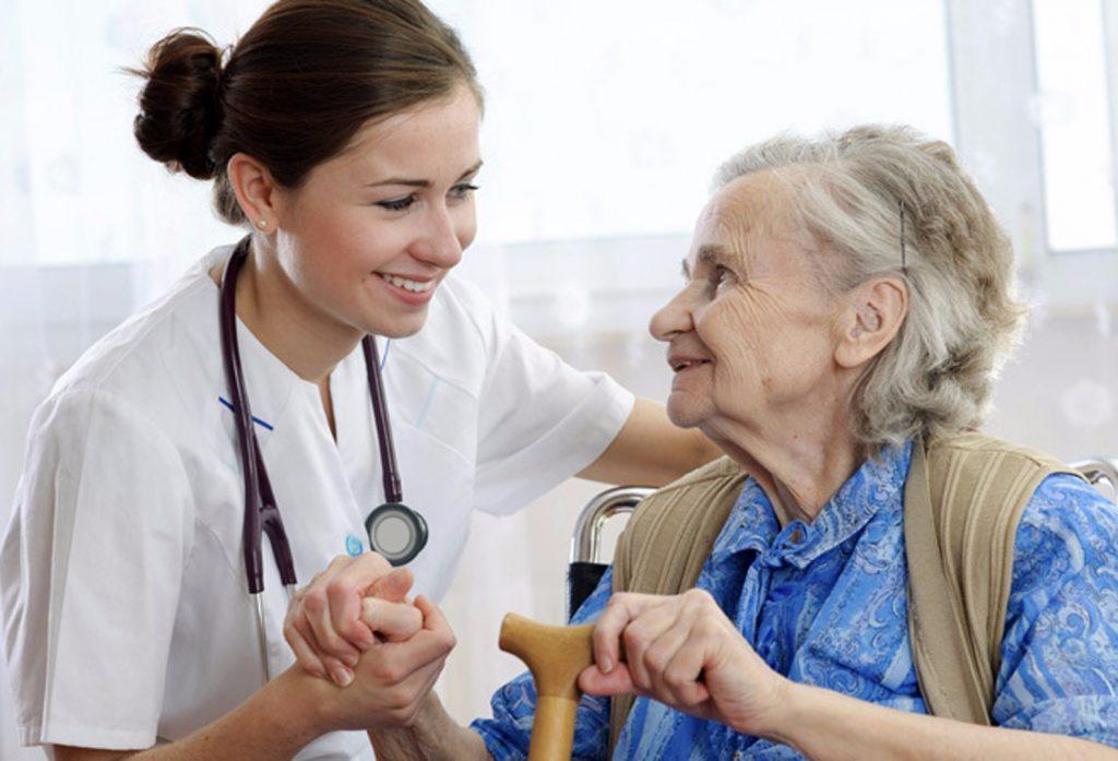 Особенности общения медработника с пациентами пожилого возраста