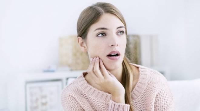 Болевые симптомы, свидетельствующие о присутствии осколка