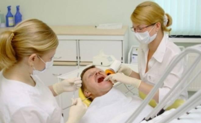 Почему нужно идти к стоматологу